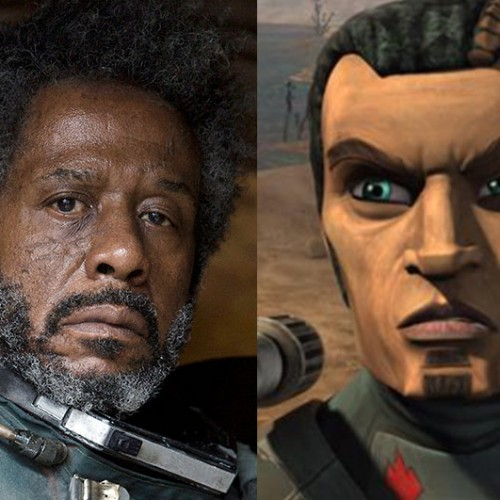 Forest Whitaker's Rogue One character is from Star Wars: The Clone Wars