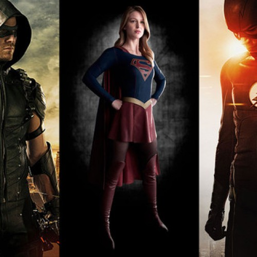 CW's Supergirl doesn't see romance with The Flash, but what about Arrow?