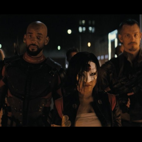 Watch Suicide Squad's 'Sucker for Pain' music video with Lil Wayne, Wiz Khalifa, and Imagine Dragons