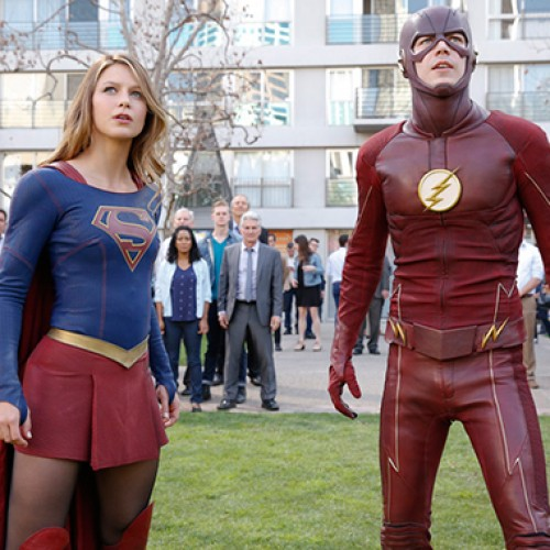 The Flash and Supergirl to have a crossover musical episode