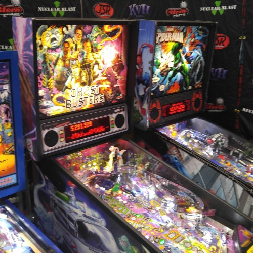 SDCC 2016: Stern Pinball Embracing The Future