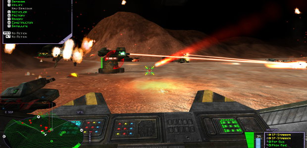 Battlezone 98 Redux adds Red Odyssey Expansion - Nerd Reactor