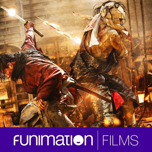 All three Rurouni Kenshin live-action movies are coming to U.S. theaters