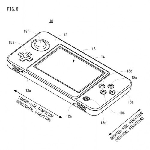 Nintendo files patent for new potential handheld