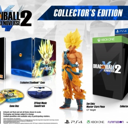 Dragon Ball Xenoverse 2 Special Editions revealed