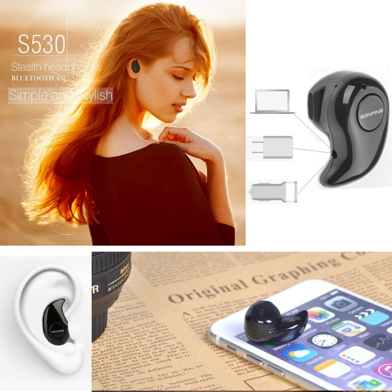 eonfine s mini bluetooth headset review nerd reactor. Black Bedroom Furniture Sets. Home Design Ideas