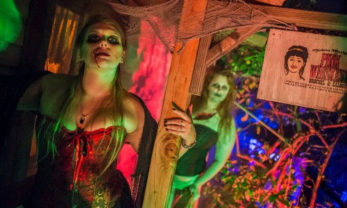 Midsummer Scream, the Halloween, haunt and horror festival, heading to Long Beach July 30-31