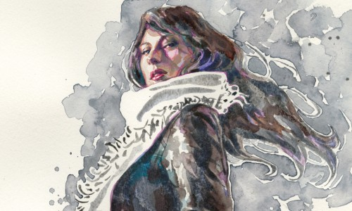 Bendis and Gaydos return with Jessica Jones #1