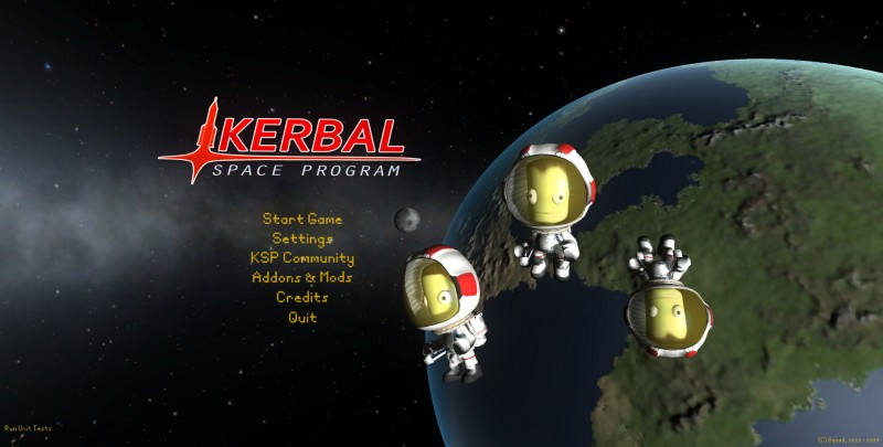 Kerbal Space Program 01
