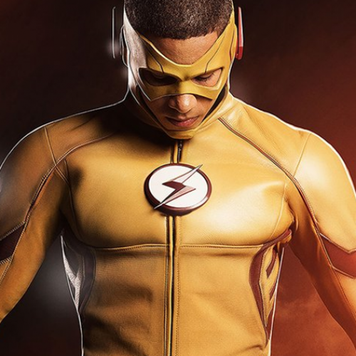 First look at Kid Flash in The CW's The Flash