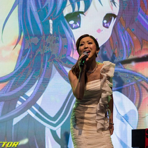 Anime Expo 2016: Interview with singer LIA