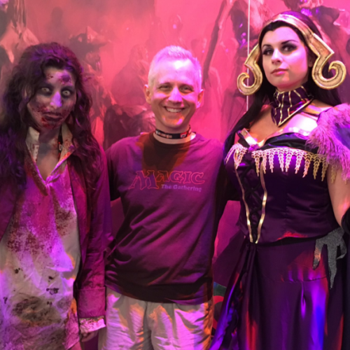 SDCC 2016: Talking Kaladesh and MTG movies with Mark Rosewater
