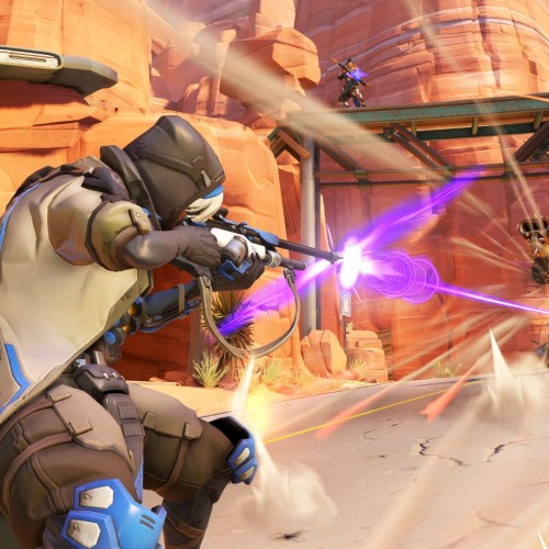 Overwatch Competitive Mode to limit multiple characters