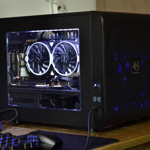 Building a PC isn't simple, but it's easy