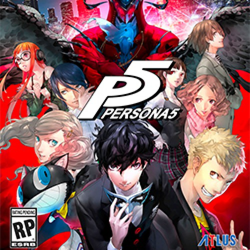 Persona 5's voice cast has been revealed