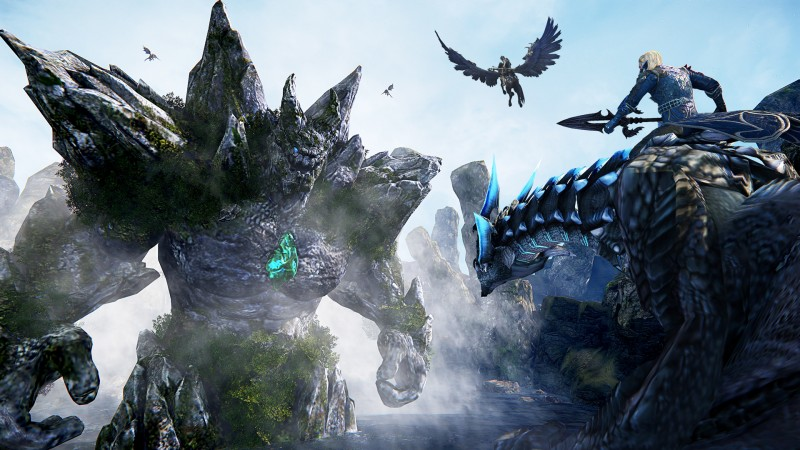Riders of Icarus //