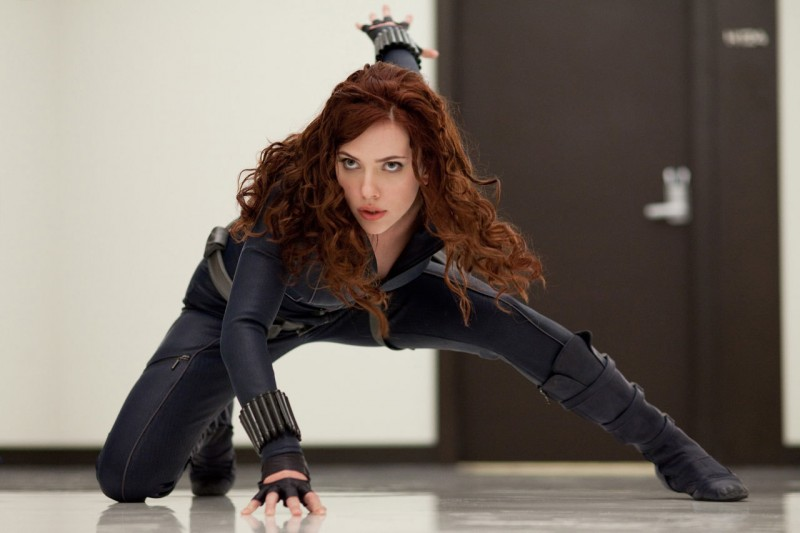 Marvel CONFIRMS Black Widow Solo Movie