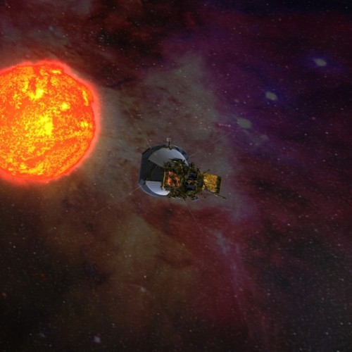 NASA is sending a probe straight towards the sun