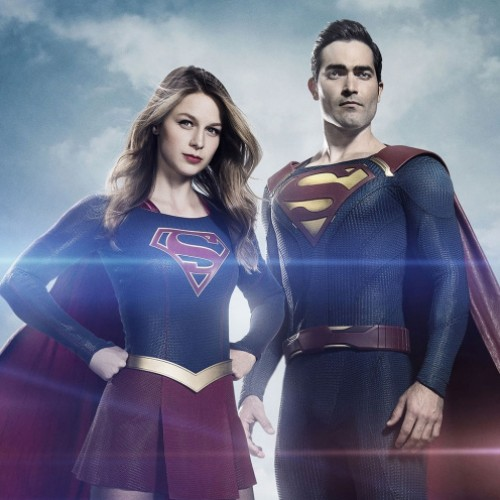 First look at Superman in CW's Supergirl