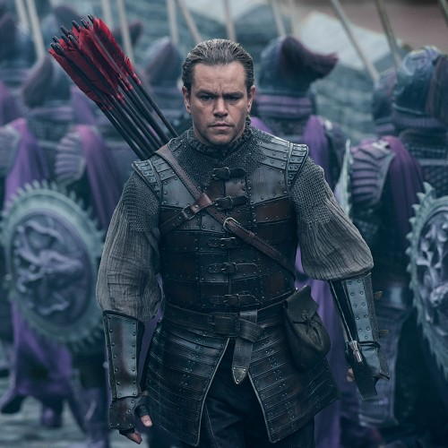 New trailer for Zhang Yimou's The Great Wall starring Matt Damon