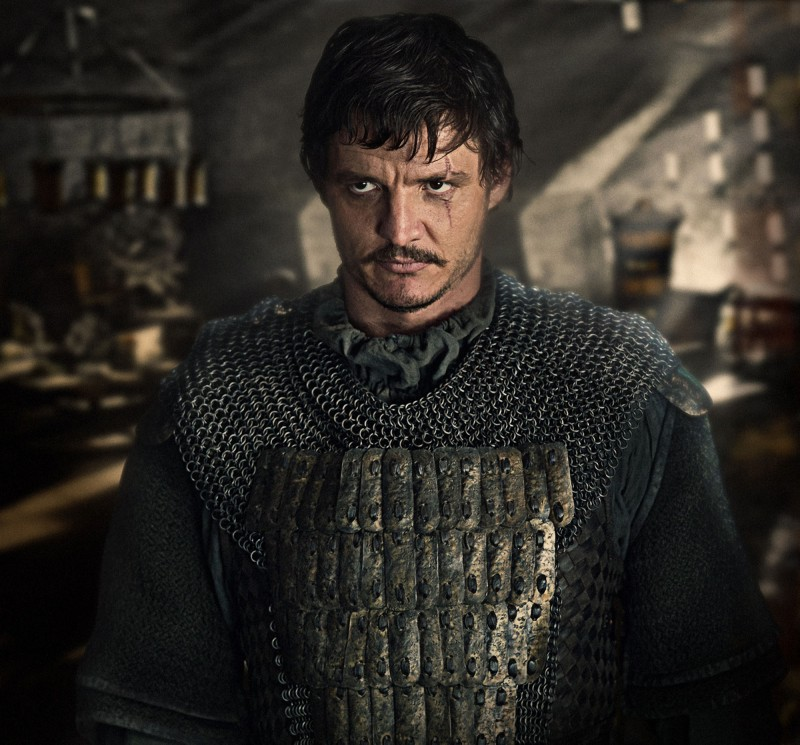 The Great Wall Pedro Pascal