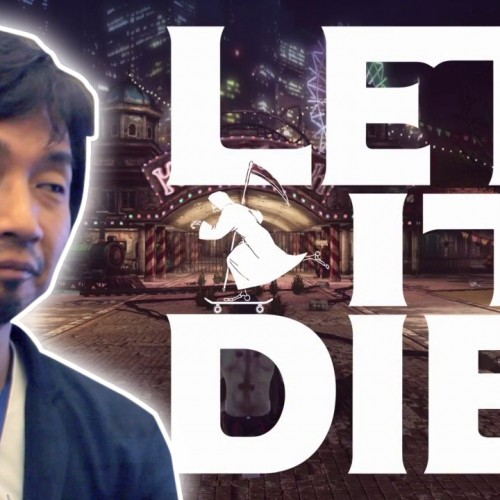 Composer Akira Yamaoka on Let It Die and Hideo Kojima being his senpai