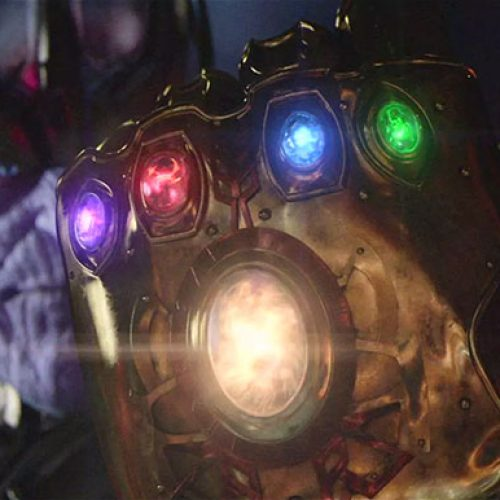 Sean Gunn joins 'Avengers: Infinity War' and shows off new Avengers logo