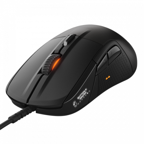 Review: The SteelSeries Rival 700 gaming mouse