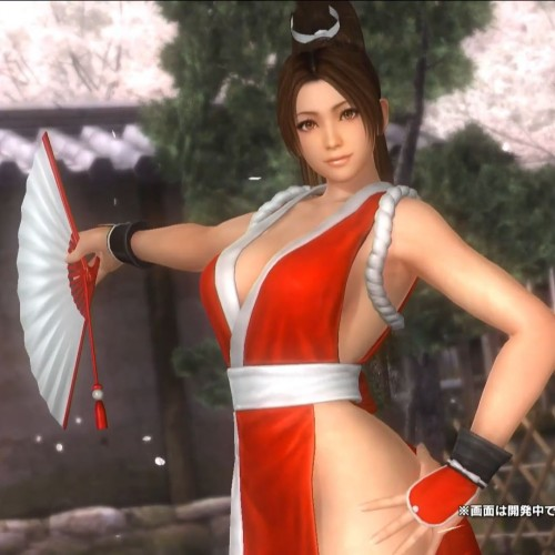 Watch Mai Shiranui in action in Dead or Alive 5 Last Round