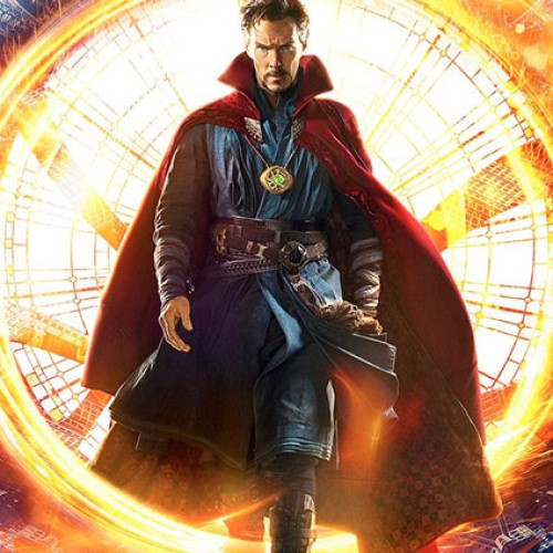 Watch Marvel's Doctor Strange on Netflix now