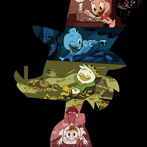 DuckTales reboot showcases apdated animations for the gang