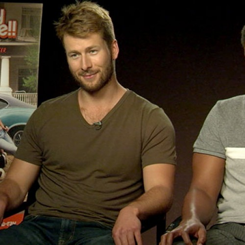 Everybody Wants Some!!: Glen Powell on J. Quinton Johnson's obsession with 'Hamilton'