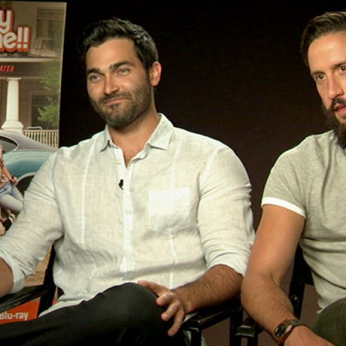 Everybody Wants Some!!: Tyler Hoechlin on Superman role in CW's Supergirl and Juston Street on his role