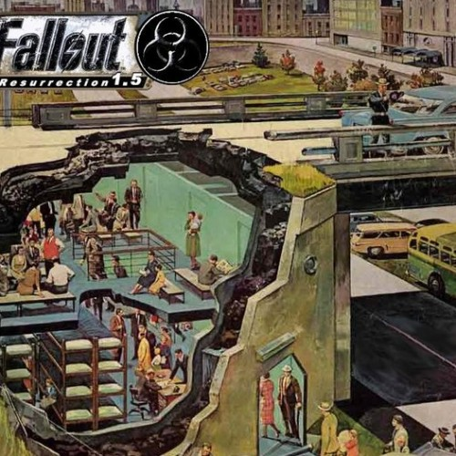 Fallout 1.5: Resurrection: Isometric once more