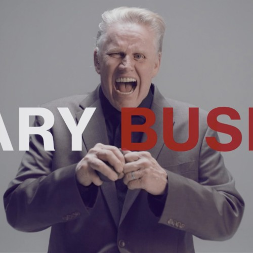 Gary Busey is Hitman's next elusive target