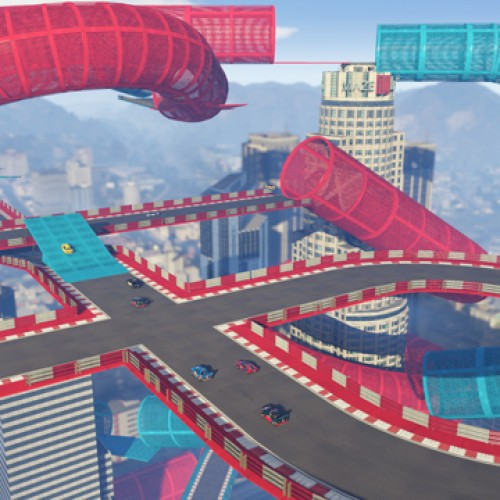 GTA Online's newest mode: Cunning Stunts