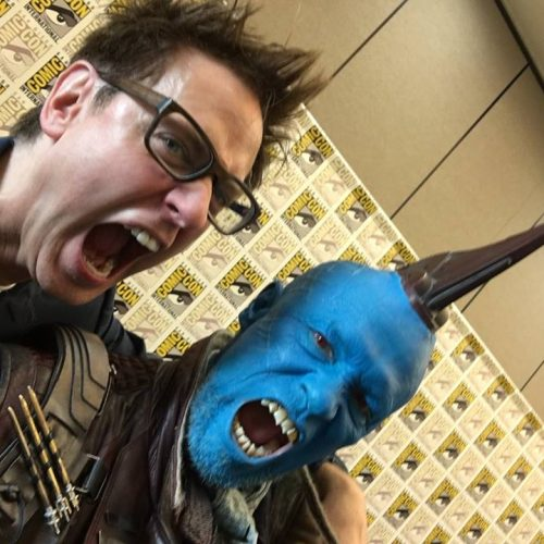 Guardians of the Galaxy director James Gunn praises Thor: Ragnarok
