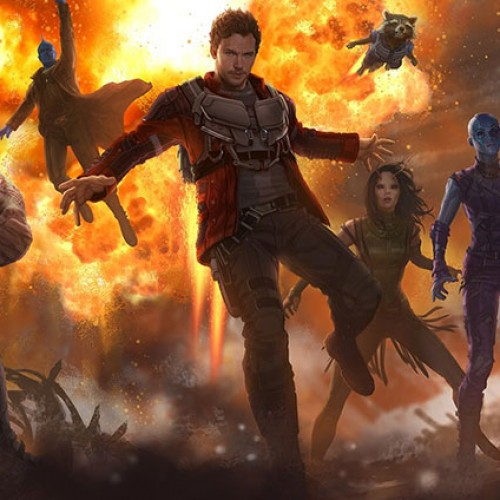 SDCC 2016: 'Guardians of the Galaxy Vol. 2' Hall H trailer recap
