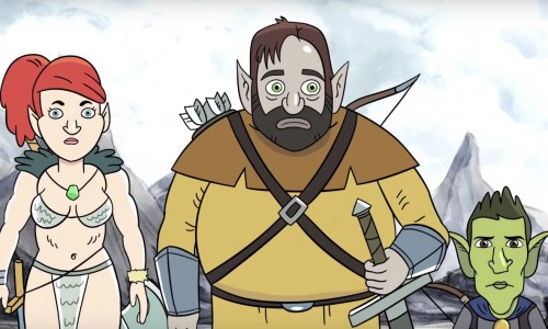 HarmonQuest brings Dan Harmon's RPG adventures to life
