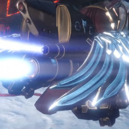 Destiny: Rise of Iron Pre-Order Bonus includes Iron Gjallarwing