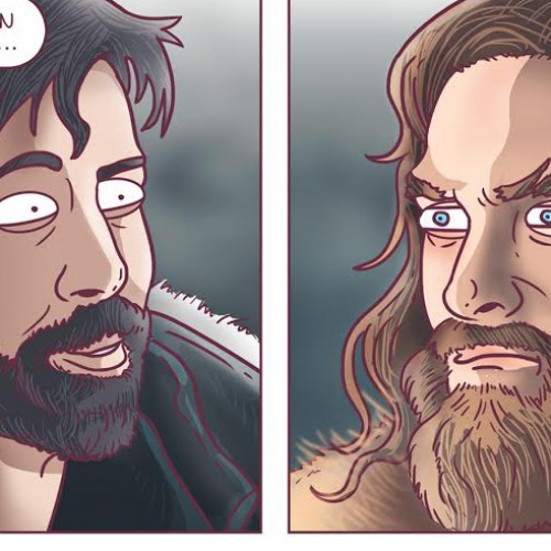 If Aquaman was in Finding Dory (comic)
