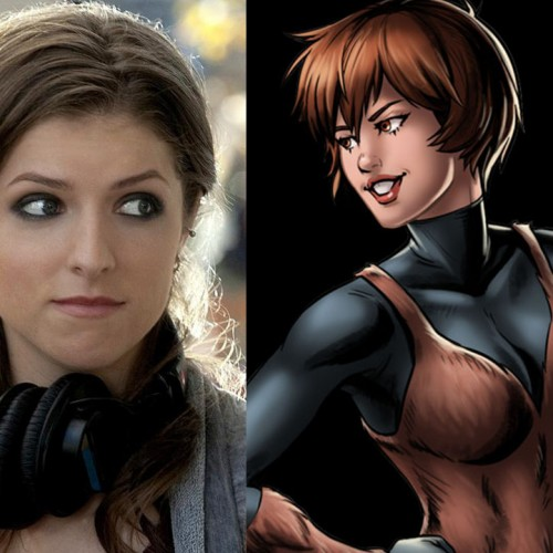 Anna Kendrick interested in playing furry, little Marvel superhero