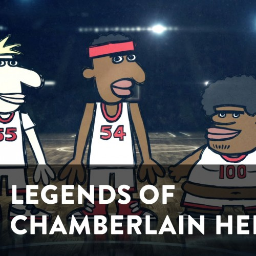SDCC: Legends of Chamberlain Heights on Comedy Central