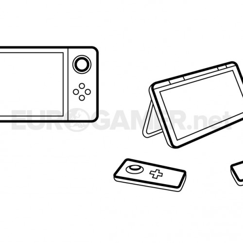 Nintendo NX may be a portable console that supports cartridges