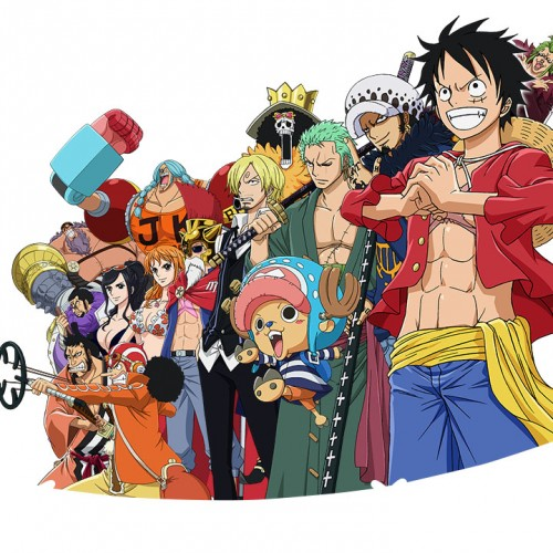 One Piece manga creator Eiichiro Oda: The story is about 65% finished