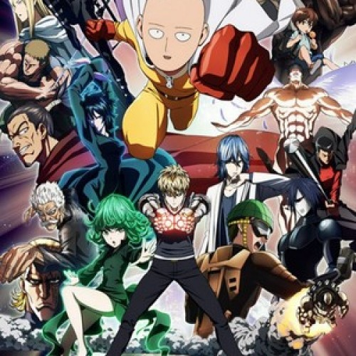 One Punch Man coming to Toonami!