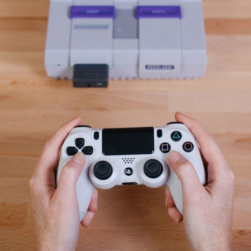 Play your SNES with just about every controller