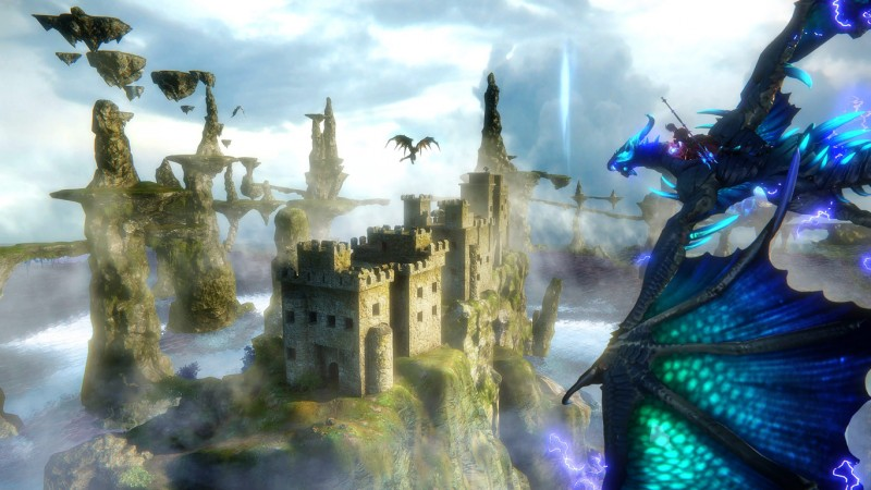 Riders of Icarus x 2 //