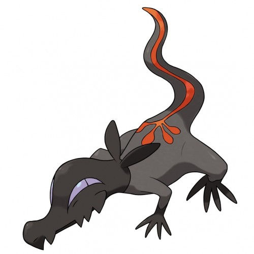 New poison-type Pokemon announced