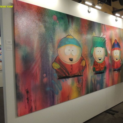 SDCC 2016: South Park 20 Experience features iconic scenes and art